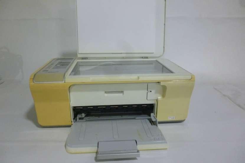Impresora Multifuncion - Todo-en-Uno HP DeskJet F4280 - 2