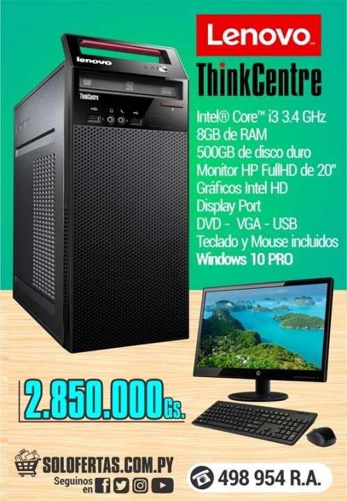Computadora Lenovo Thinkcentre - 0