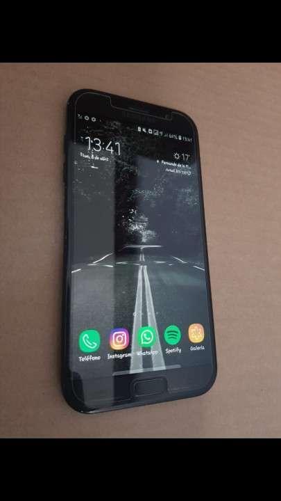 Samsung Galaxy A7 y JBL Flip 4 - 2