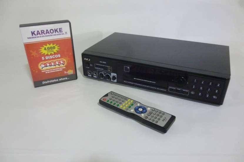 Profesional Karaoke Player Modelo KS-2000