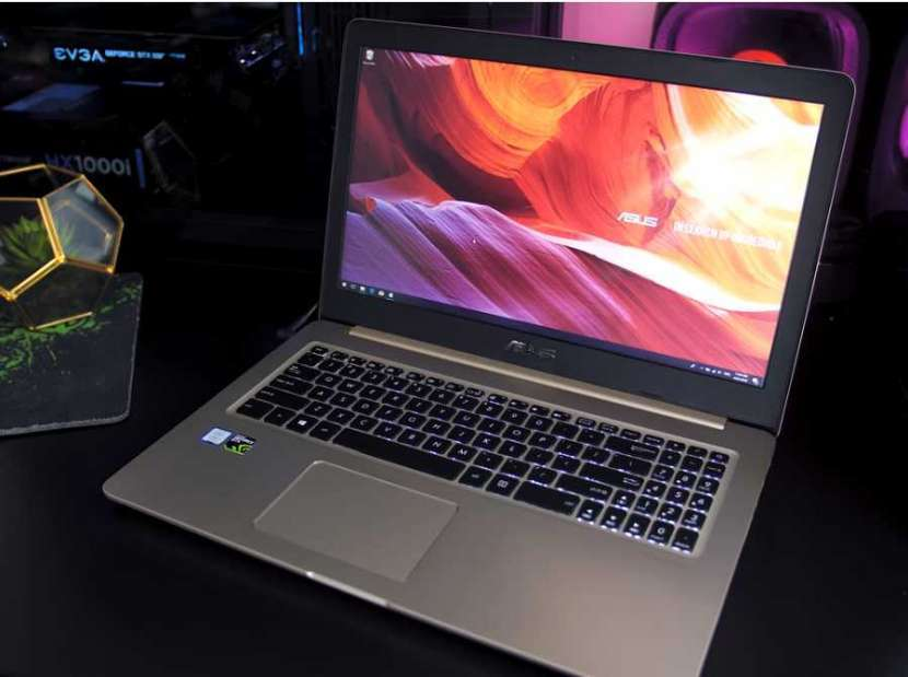 Notebook Asus VivoBook Pro Core i7 8750H - 0