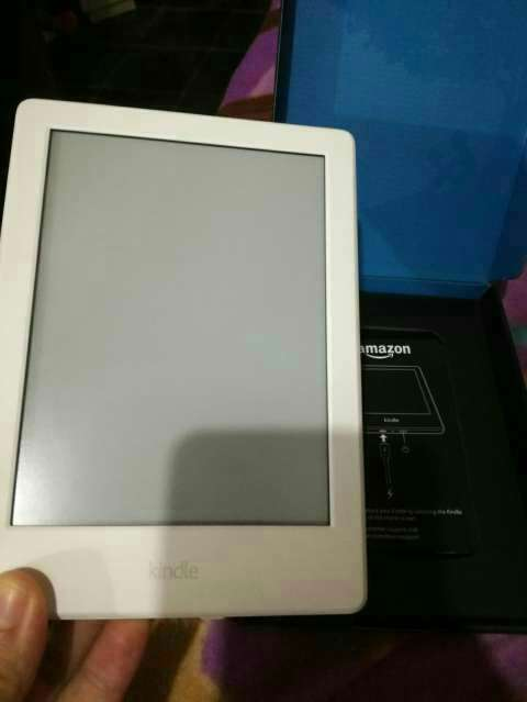 Kindle paper white - 0