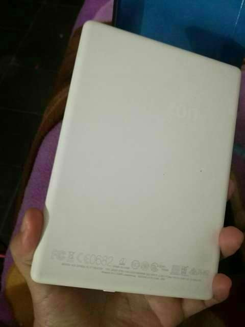 Kindle paper white - 3