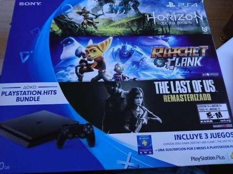 PS4 de 500 gb - 0