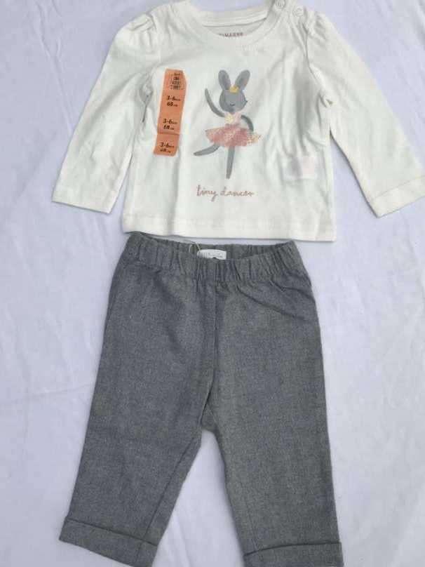Ropa conjunto para niña de 12/18 meses - 0
