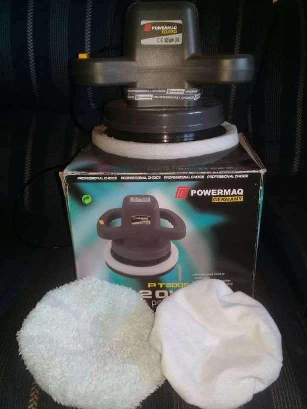 Pulidora PowerMaq - 1