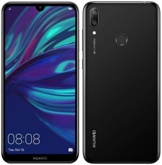 Huawei Y7 2019 - 4