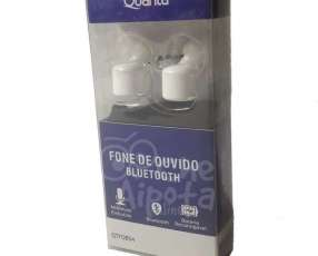 Audífonos estéreo In-Ear wireless bluetooth Quanta QTF0B54
