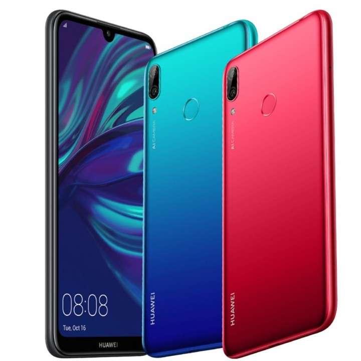 Huawei Y7 2019 - 3