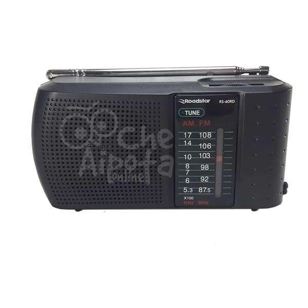 Radio portátil AM y FM Roadstar RS-60RD - 1