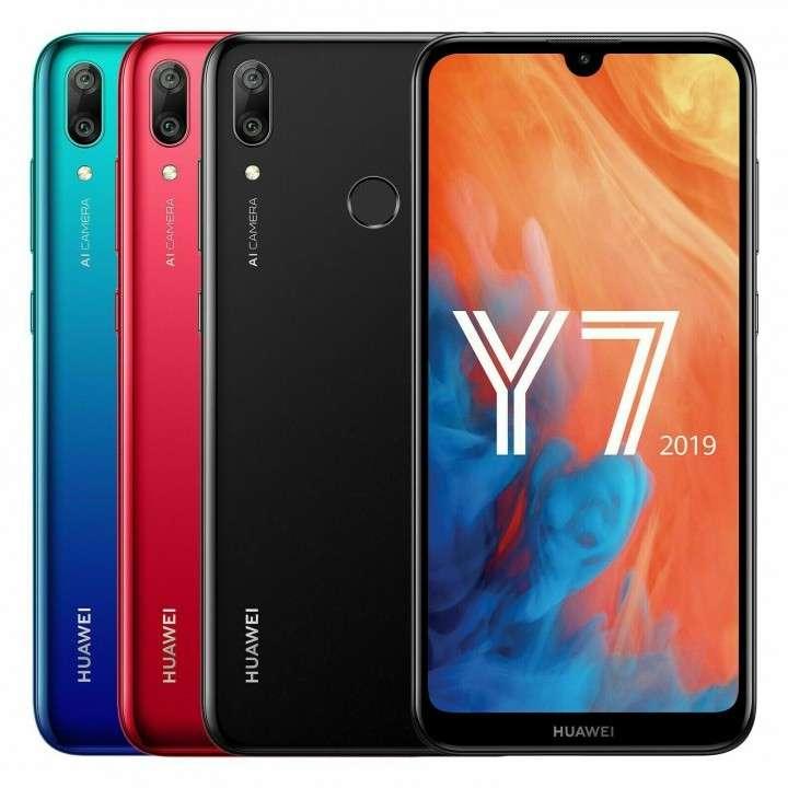 Huawei Y7 2019 - 0
