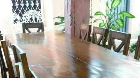 Mesa de Lapacho - 1