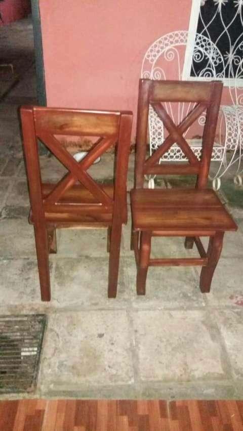 Mesa de Lapacho - 4