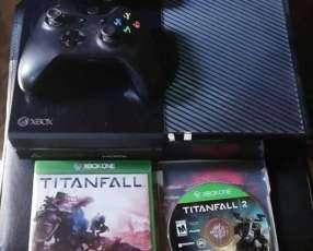 Xbox one 500gb 1 control y 2 juegos