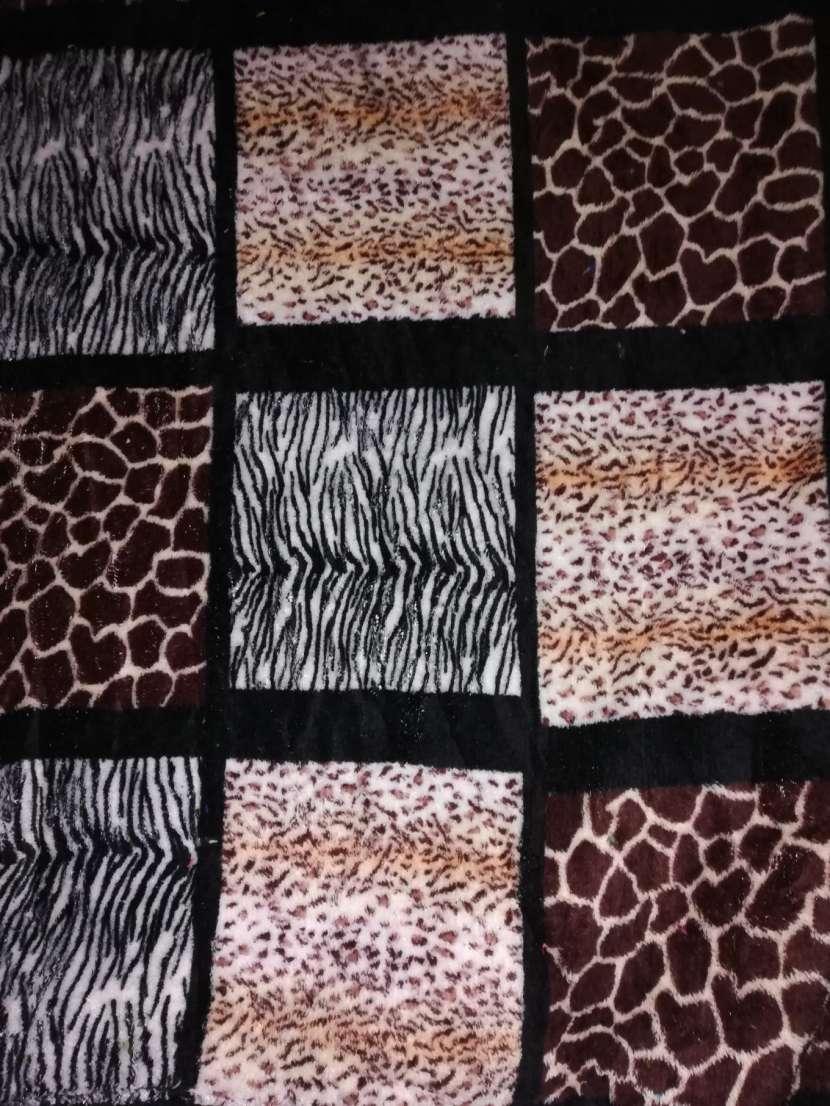 Mantas piel de pato antialergicos 2 x 2 mabel id 572614 - Mantas de piel ...