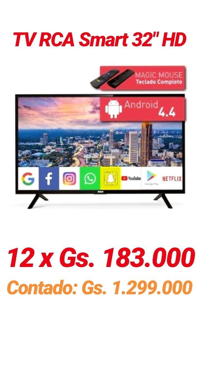 TV Smart 32 pulgadas RCA