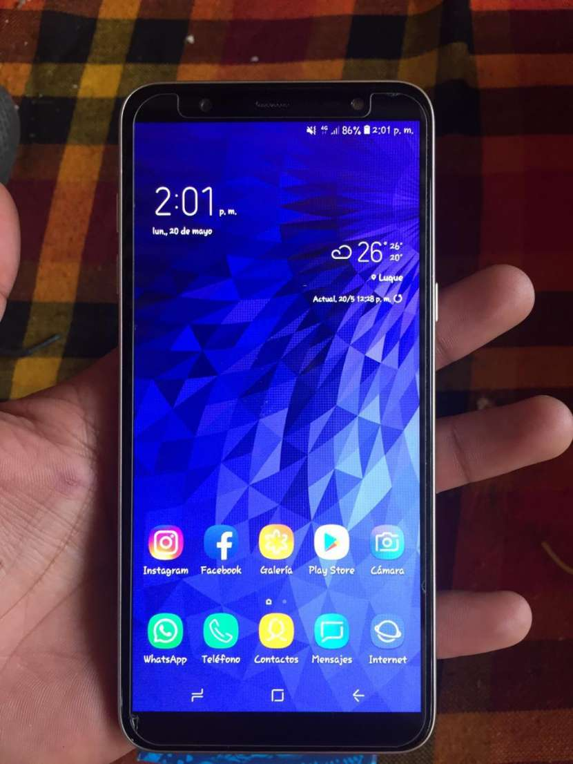 amsung Galaxy J8 de 32 gb - 0