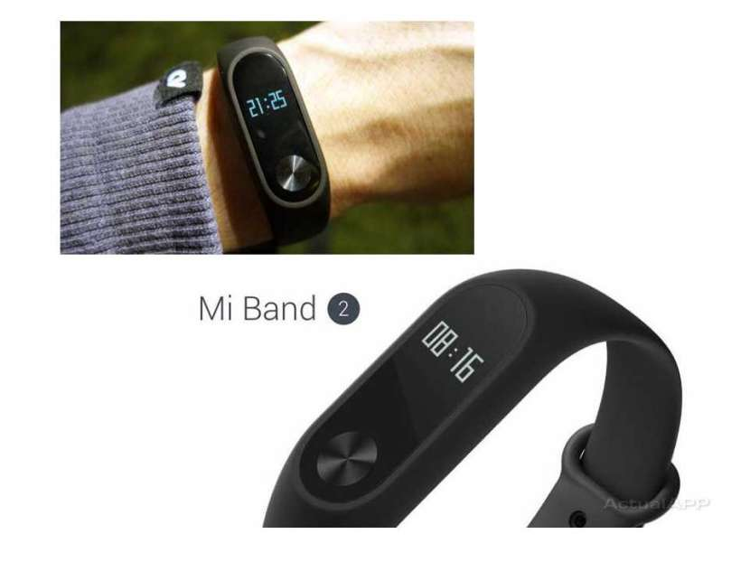 Reloj Inteligente Mi Band - 0