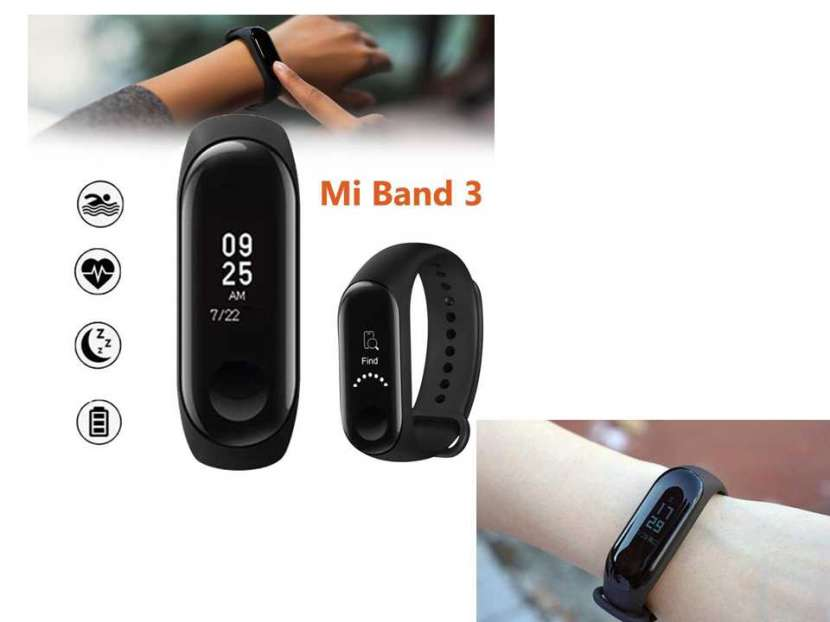 Reloj Inteligente Mi Band - 1