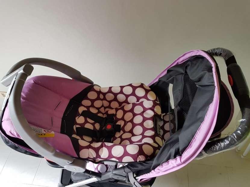 Carrito con baby seat - 3
