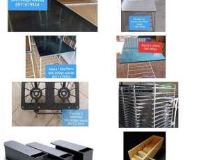 Mesadas con bachas mesas de trabajo