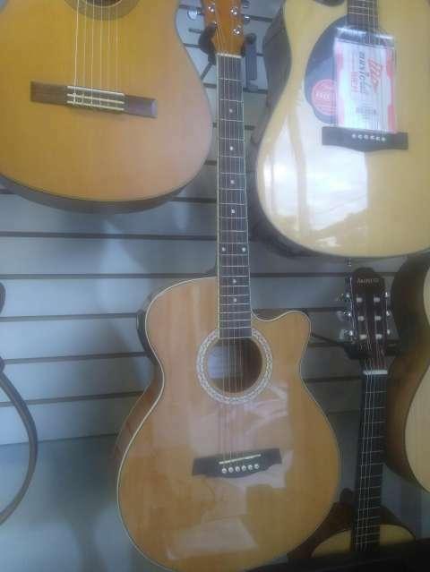 Guitarra Aranguez electroacústica - 0