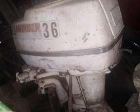 Fuera de borda 35 hp