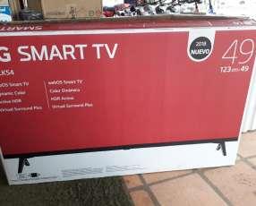 Smart TV LG de 49 pulgadas