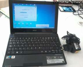 Netbook Aspire One Negro
