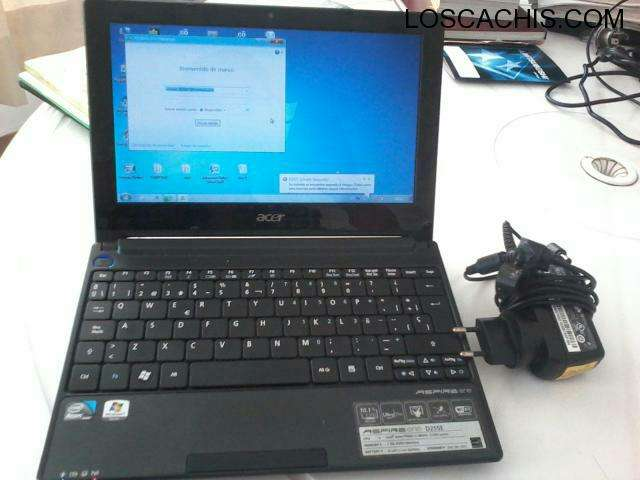 Netbook Aspire One Negro - 0