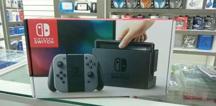 Nintendo switch - 0