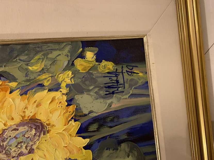 Pintura de Kalela Saldivar - 2