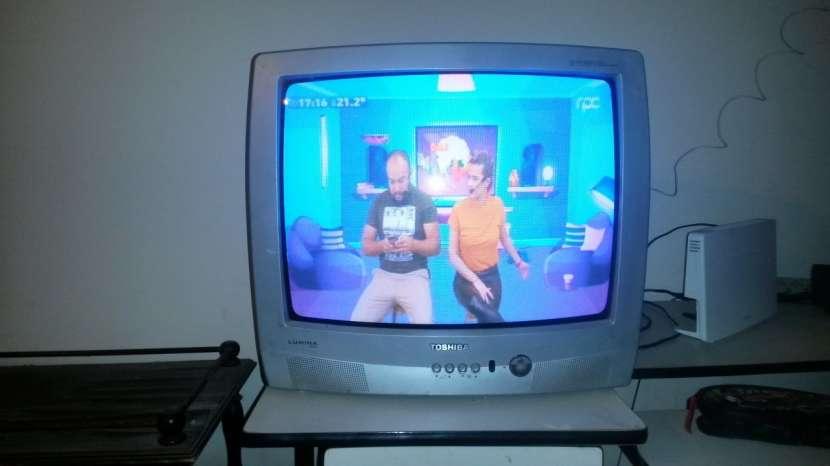 TV Toshiba de 21' y TV Midas de 14' - 3