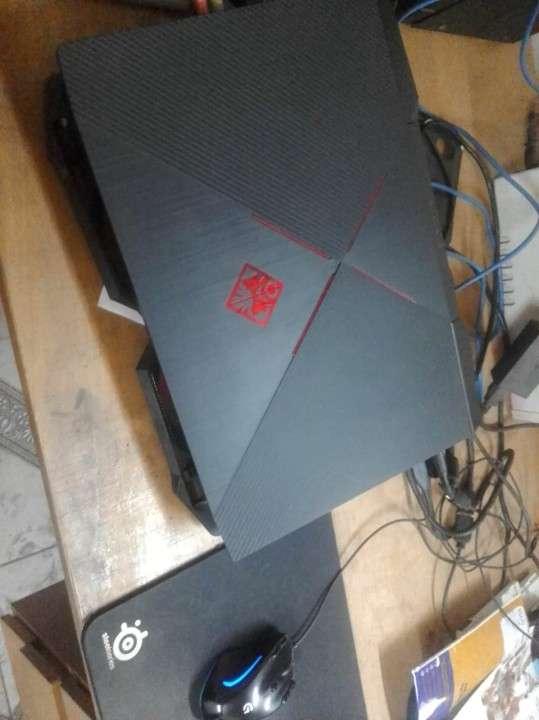 Notebook gamer HP Omen - 0
