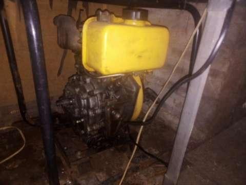 Motor Kipur diésel 5 Hp - 0