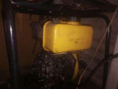 Motor Kipur diésel 5 Hp - 1