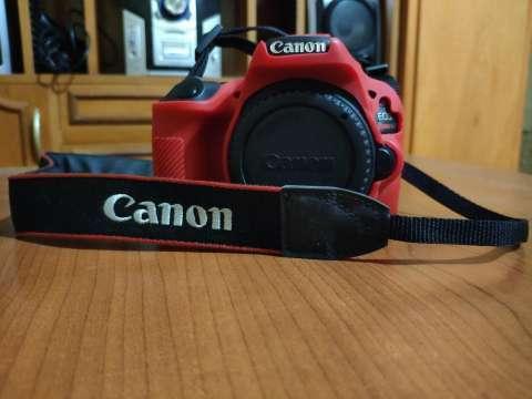 Cámara Canon SL2 - 3