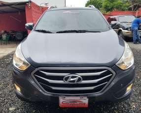 Hyundai new tucson 2010