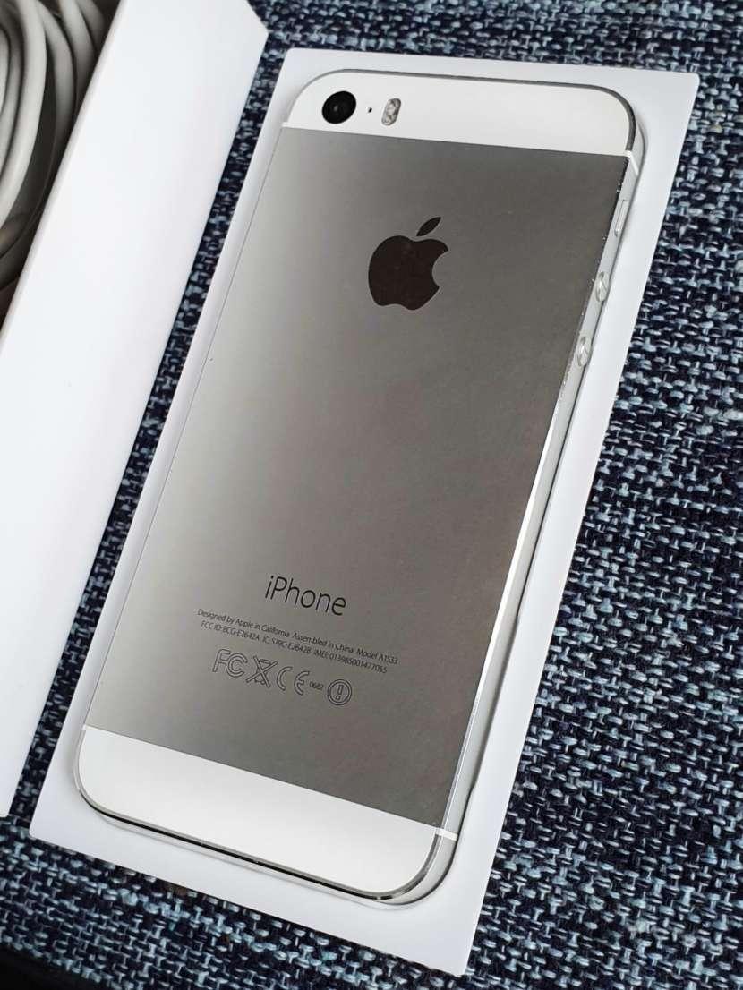 iPhone 5s de 32 gb silver/plata - 2