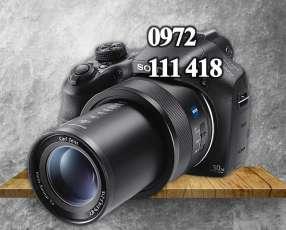 Cámara Sony Compacta HX400V con Zoom óptico de 50x