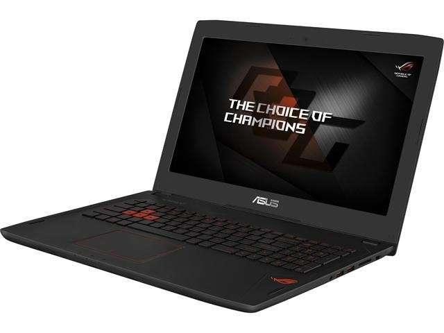 Notebook Asus ROG Gaming strix GL502VT