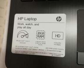 Notebook HP 8va generación i5-8250
