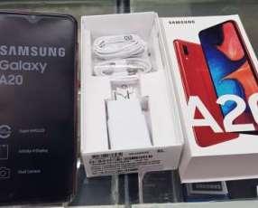 Samsung Galaxy A20 nuevo de 32 gb