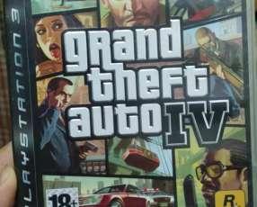 GTA 4 para PS3