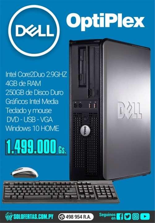 Computadora dell optiplex doble núcleo - 0
