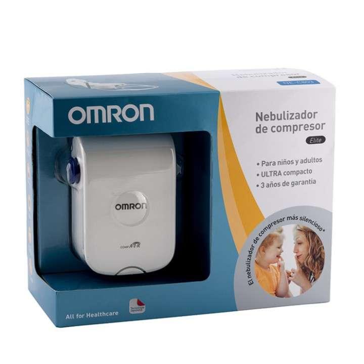 Nebulizador de Compresor Elite Omron - 1