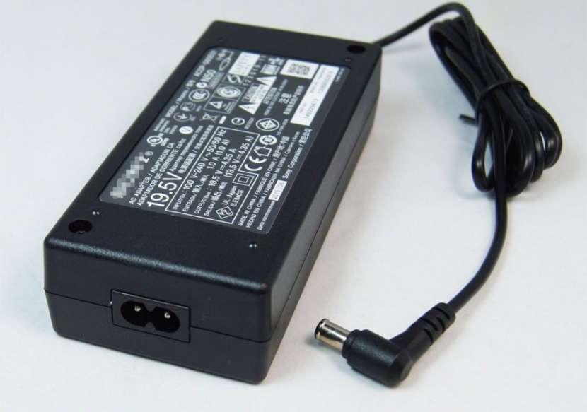 Cargador notebook Sony Vaio 19.5 3.9a 4.7a - 0