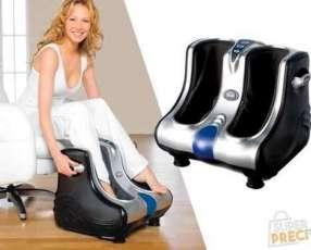 Masajeador de piernas con infrarrojo