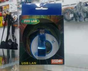 USB LAN RJ-45