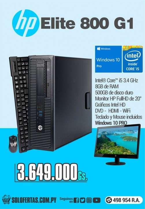 Computadora HP Elite 800 G1